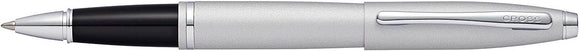 Cross Calais Satin Chrome Rollerball Pen AT0115-16