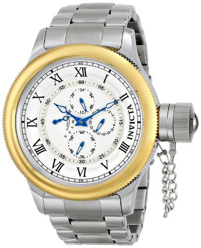 Invicta Men's Russian Diver Chronograph 100m Stainless Steel Watch 15932