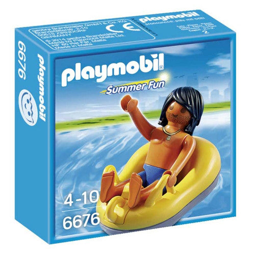 Playmobil Tube