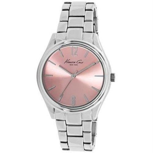 Kenneth Cole New York Women's Analog Quartz Stainless Steel Watch 10021753