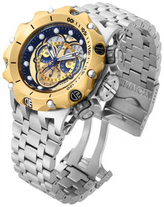 Invicta Men's Venom Chronograph 500m Two Toned Stainless Steel Watch 16807