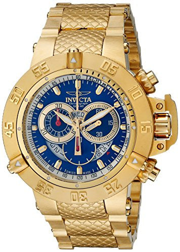 Invicta Men's Subaqua Chronograph 500m