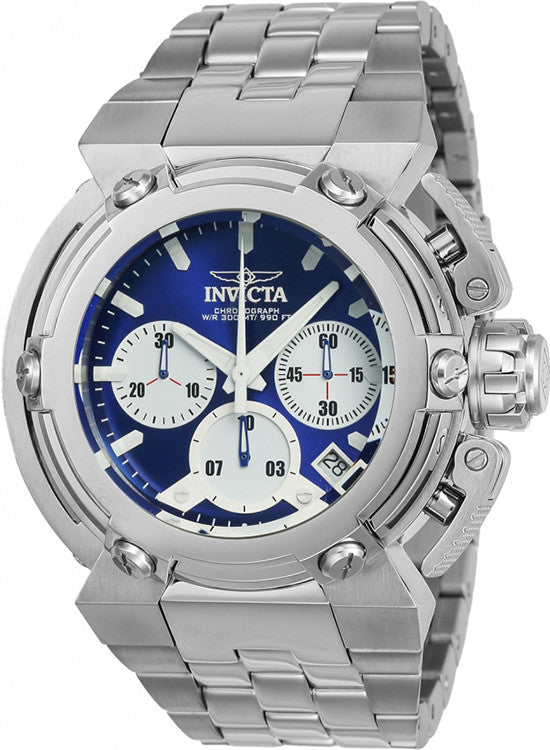 Invicta Men's Coalition Forces Chrono 300m Quartz Stainless Steel Watch 22424