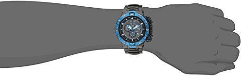 Invicta Men's Subaqua Chronograph 500m Black & Blue Stainless Steel Watch 15912
