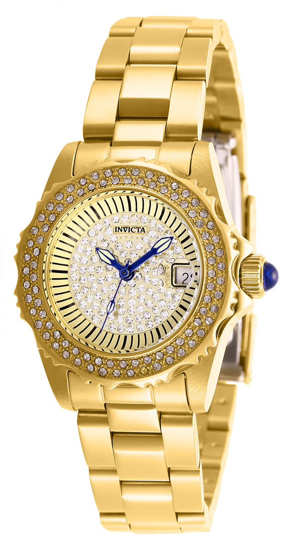 Invicta Women's Angel Quartz Stainless Steel Watch 28441