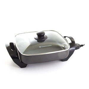 TOASTMASTER SKILLET W/ GLASS TOP