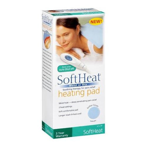 Softheat Heating Pad with Switch