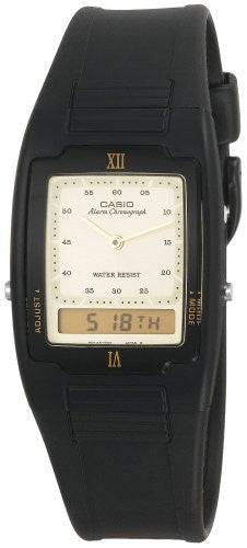CASIO ANALOG DIGITAL MENS WATER RESISTANT WATCH AQ47-9
