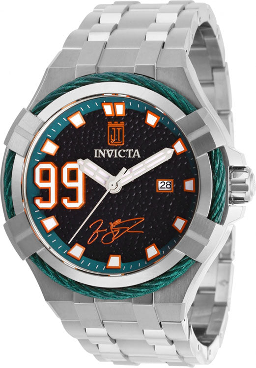 Invicta Men's Jason Taylor Automatic 300m Stainless Steel Watch 28525