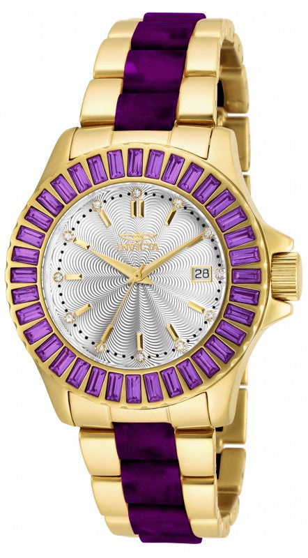 Invicta Women's Angel Chronograph Quartz Stainless Steel Watch 18880