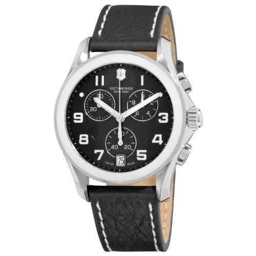 watch army sport men s swiss black maverick victorinox watches