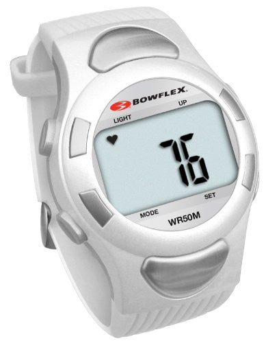 Bowflex Classic C10 Strapless Heart Rate Monitor (White)
