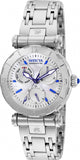 Invicta Women's Subaqua Chronograph Quartz 100m Stainless Steel Watch 24427