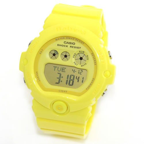 Casio Baby-G Energetic Colors BG-6902-9JF Ladies Watch