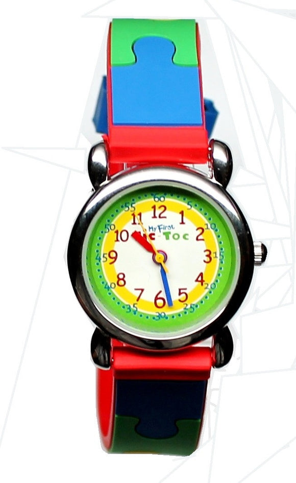 Speidel Educational Puzzle Watch For Kids