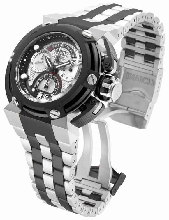 Invicta Men's Reserve Chronograph 300m Two Tone Stainless Steel Watch 16047