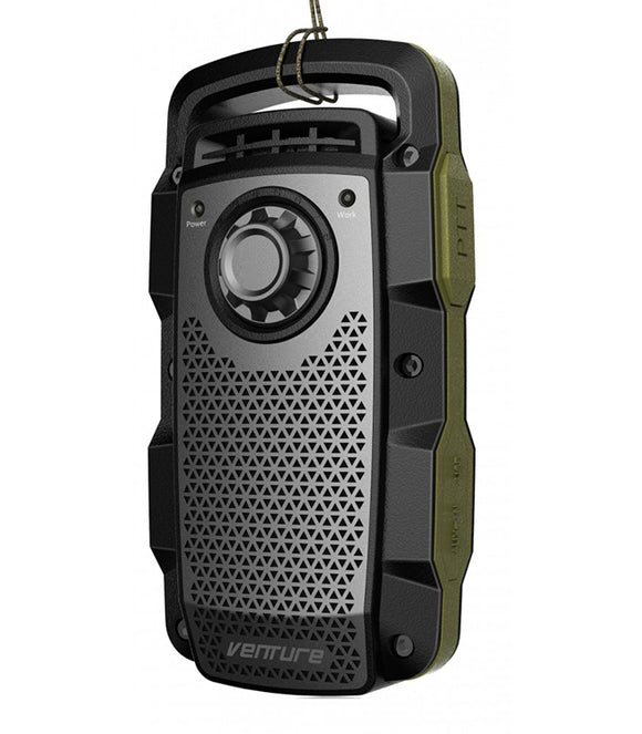 DreamWave Venture 5W Performance Speaker and 3 Miles Range Walkie Talkie