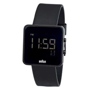 Braun Black Digital Watch BN0046BKBKG