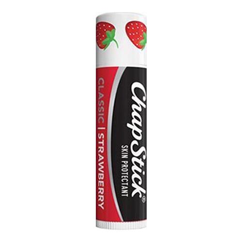ChapStick Classic Skin Protectant, Strawberry (Single)