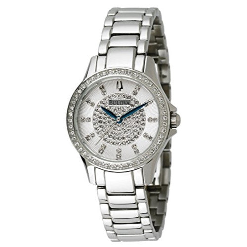 Bulova Men's 96L176 Crystal Watch