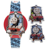 Thomas and Friends Thomas the Tank LCD Watch w/ Interchangeable Tops TAFKD036