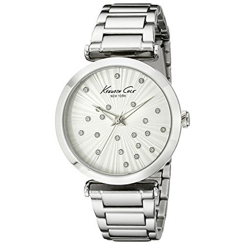 Kenneth Cole Women's Crystal Accented Watch