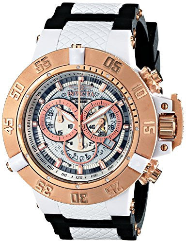 Invicta Men's Subaqua Rose Gold Watch