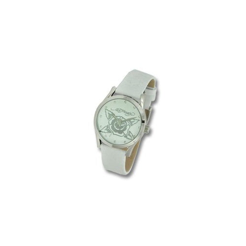 Ed Hardy Bliss White Watch BS-WH