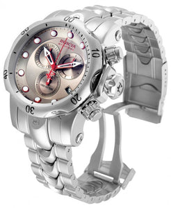 Invicta Men's Venom Chronograph 1000m Quartz   Stainless Steel Watch 11786