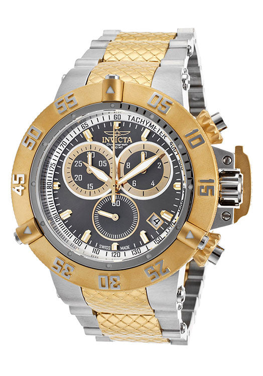Subaqua Chronograph Two Toned Stainless Steel Watch