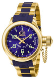 Invicta Men's Russian Diver 100m Quartz Stainless Steel Polyurethane Watch 7243