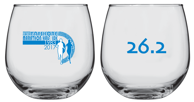 2017 Bayshore Wine Glass (26.2 only)