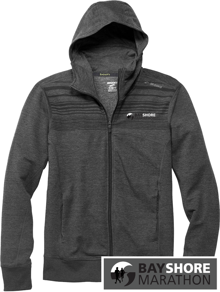 Bayshore Distance Hoodie HBLK (Men) (13.1 only)