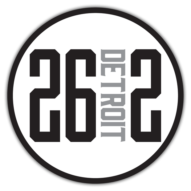 Detroit 26.2 Sticker