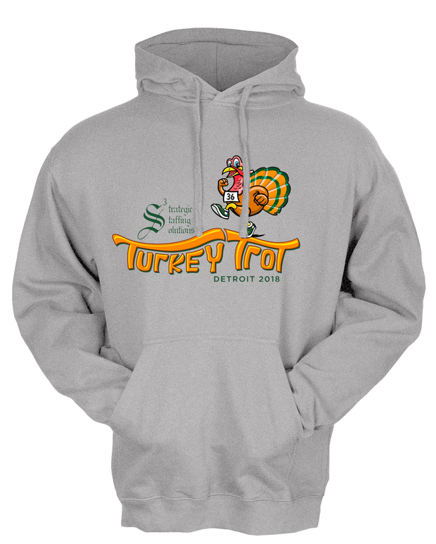 TURKEY TROT HG HOODY 2018