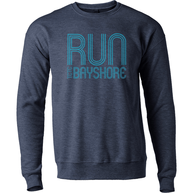 Run Bayshore Fleece Crew (Unisex)