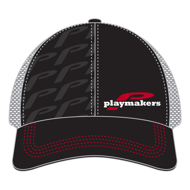 Playmakers Trucker Hat (Black)