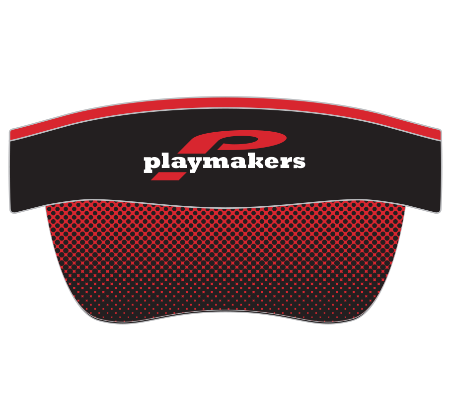 Playmakers Visor