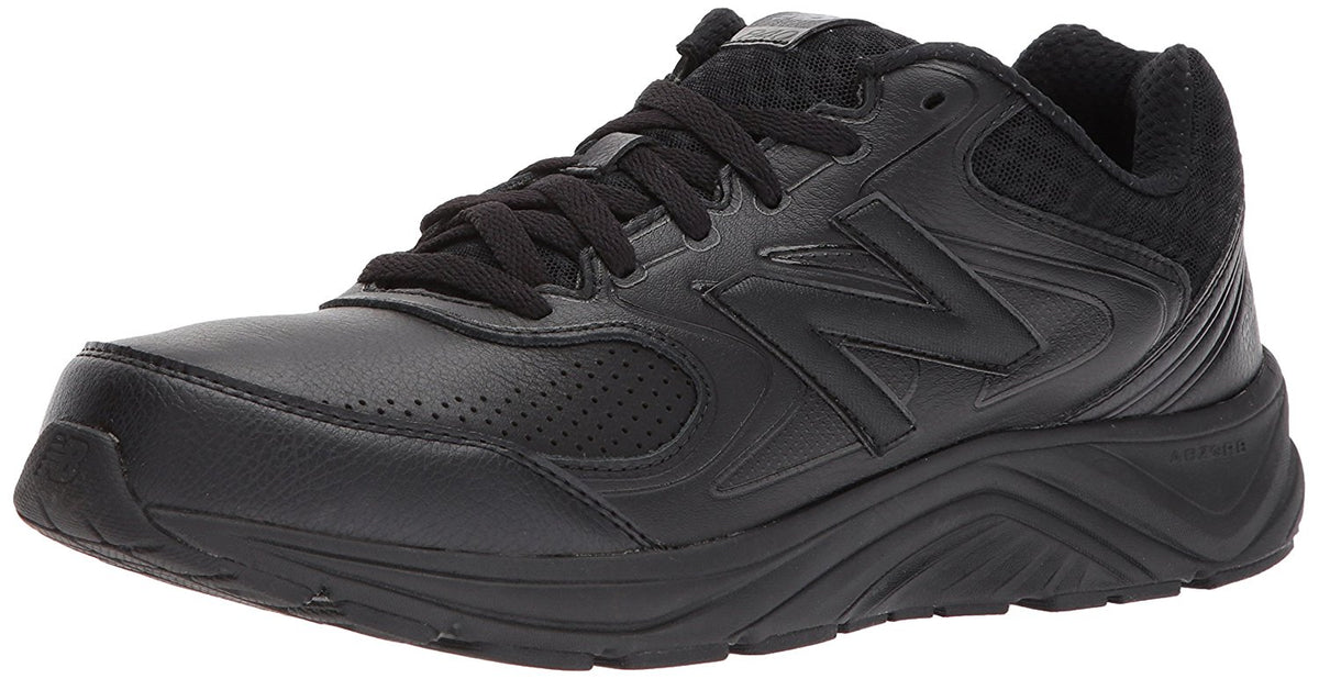 Men's NB 840 WALKER V2 BK 4E Extra Wide