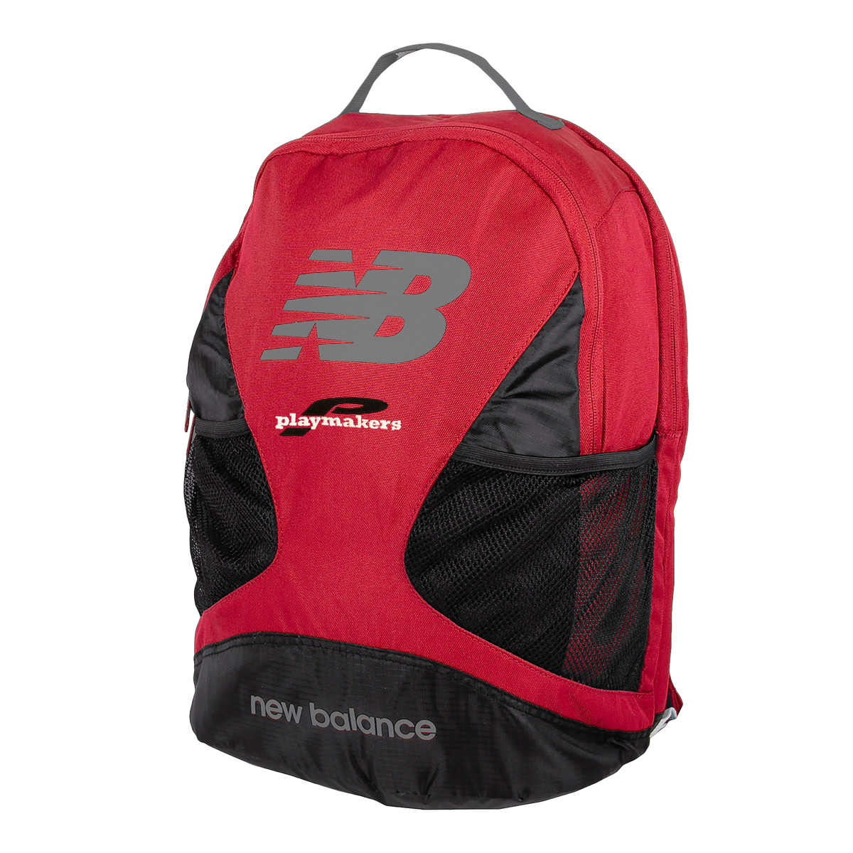 Playmakers Red NB Backpack