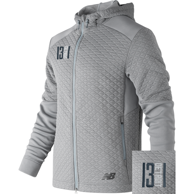 Detroit Heat Loft Full Zip Hoody AG (Men) (13.1 only)