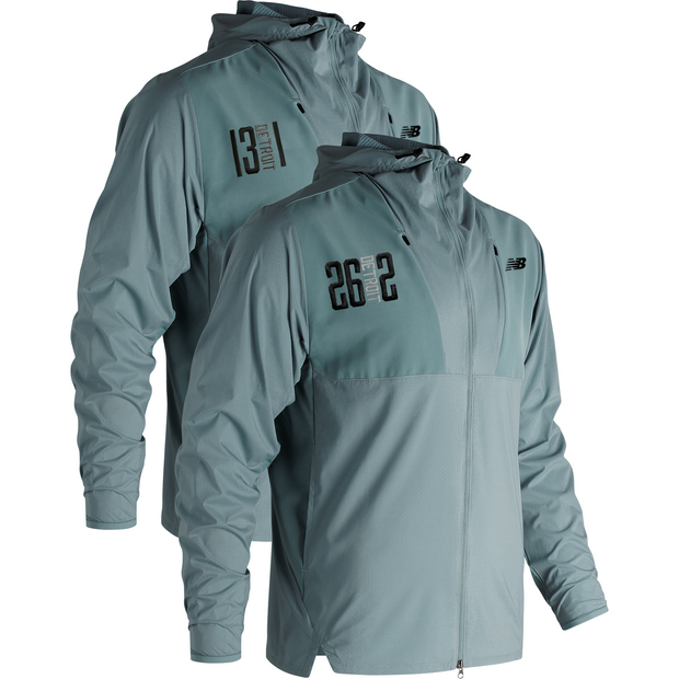 Detroit Max Intensity Jacket SBL (Men) (13.1 & 26.2)