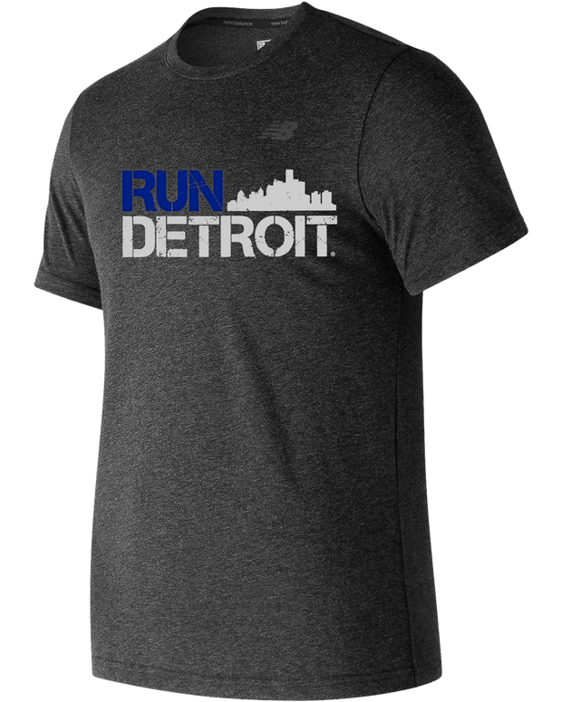 Run Detroit SS BKH (Men)