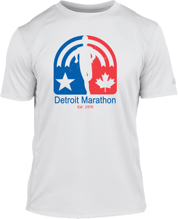 Detroit Retro Short Sleeve (Men)