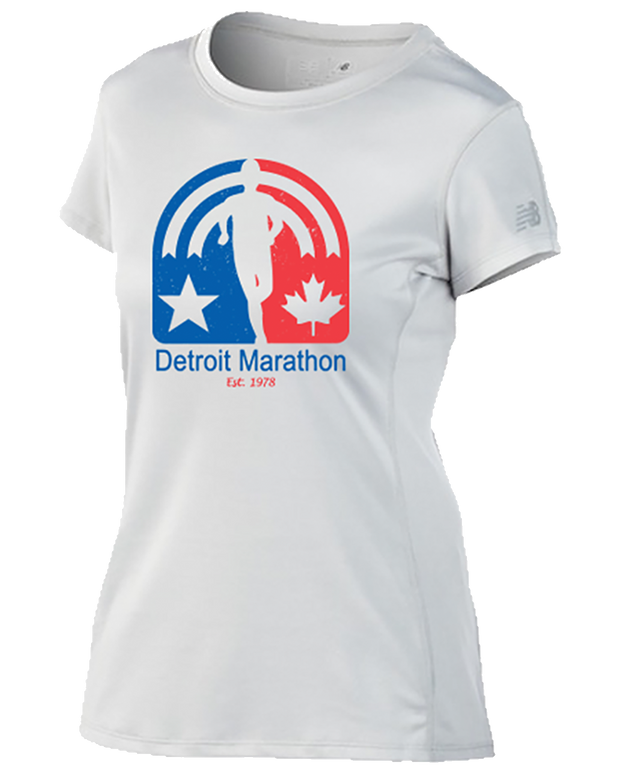 Detroit Retro Short Sleeve (Women)