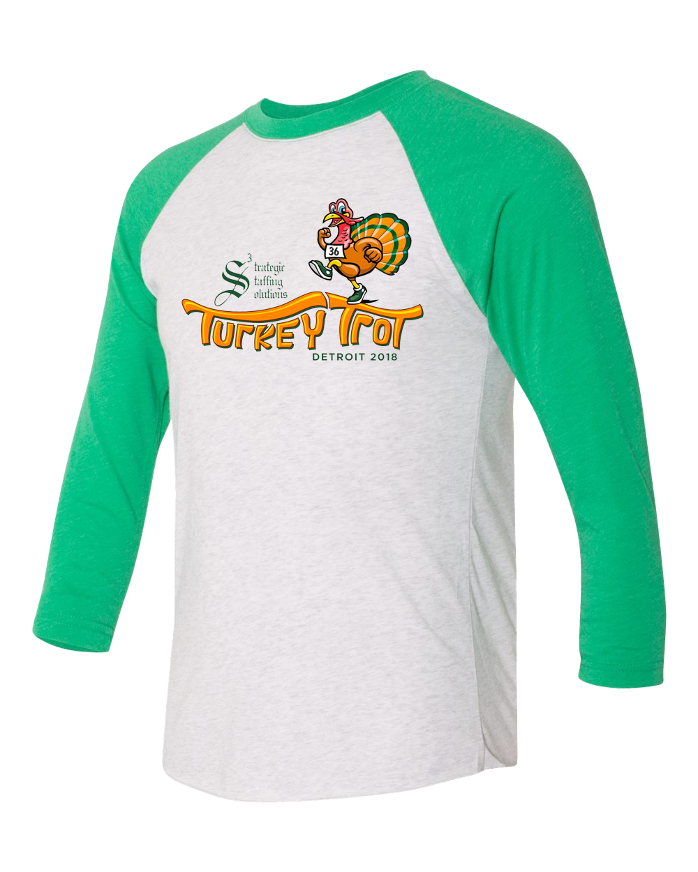 TURKEY TROT RAGLAN 2018