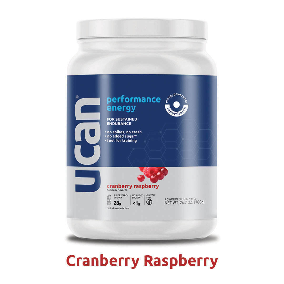 Cranberry Raspberry Performance Energy 20 servings