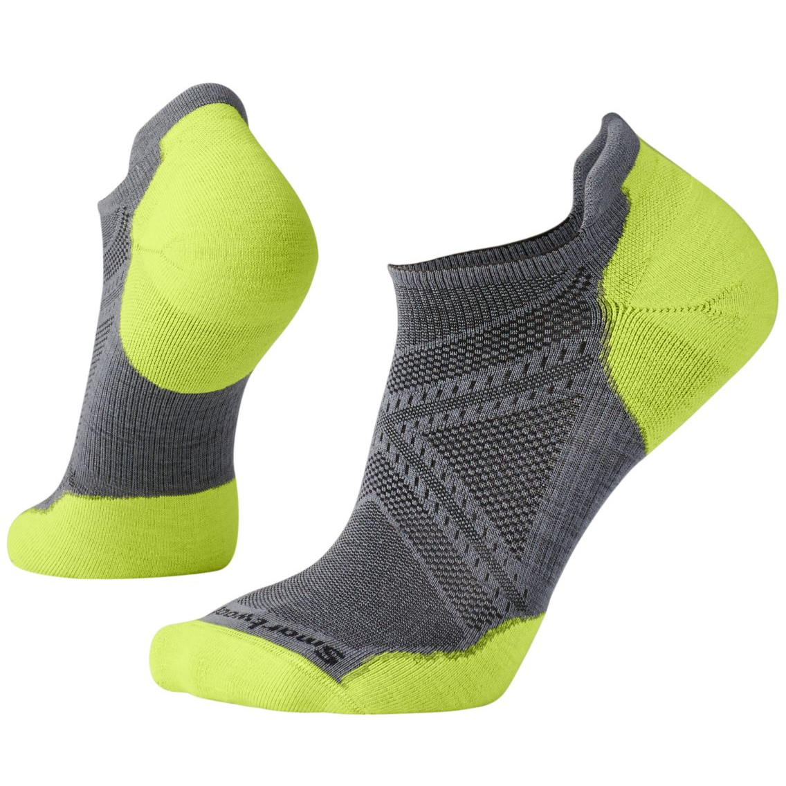 PhD® Run Light Elite Micro Socks Graphite (Men)