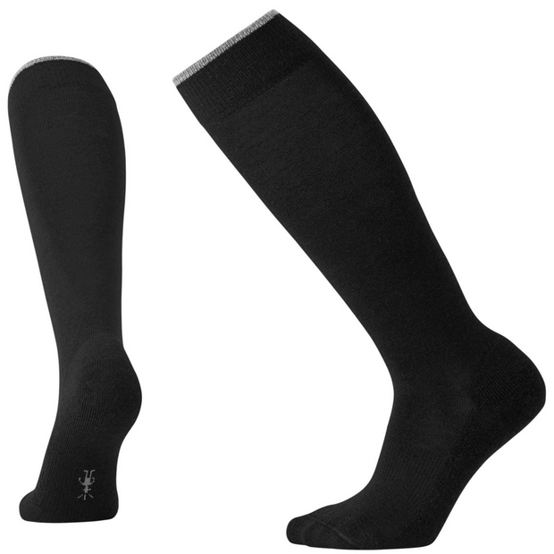 Basic Knee High Black (Women)