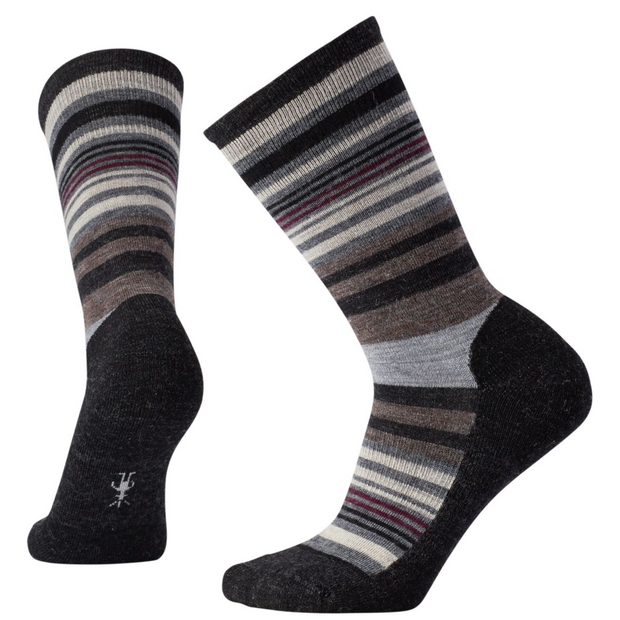 Jovian Stripe Charcoal Heather (Women)